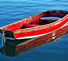 Little Red Boat by Susie Peek
