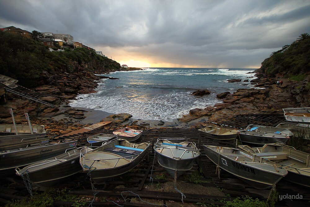 Gordon's Bay, Clovelly by yolanda