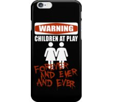 The Overlook Twins iPhone Case/Skin
