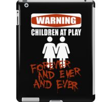 The Overlook Twins iPad Case/Skin