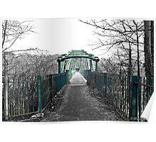 David Livingstone Bridge Poster