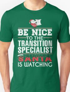 Transition Specialist T-Shirt