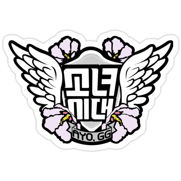 SNSD: I Got A Boy - Emblem(Wing Ver.) by ominousbox