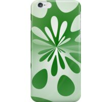 Random effect case - GREEN iPhone Case/Skin