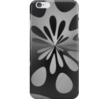 Random effect case - B&W iPhone Case/Skin