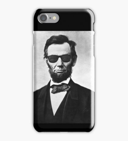 Lincoln's Way iPhone Case/Skin