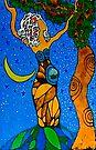 Moon Goddess by Lotus0104