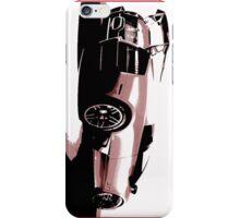 Lambourghini Rear View  iPhone Case/Skin