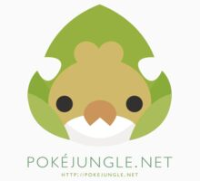 Pokéjungle.net t-shirt by Sam Lewis