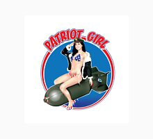 The Patriot Girl USA Unisex T-Shirt