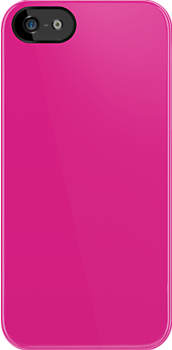 Barbie Pink Fabric Print Iphone Case by Detnecs2013