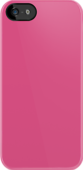 Fandango Pink Fabric Print Iphone Case by Detnecs2013