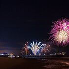 Blackpool Fireworks by scottsmithphoto