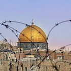 Dome of the Rock by Luke Pearce