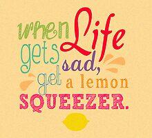 Lemon squeezer by Adekin