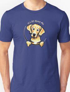 Golden Retriever :: Its All About Me Unisex T-Shirt