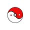 Poke Ball Yin and Yang by TailsP