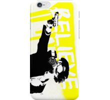Believe In Sherlock (GasMask ReDux) For iPhone  iPhone Case/Skin