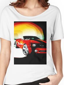 Chevrolet Camaro Women's Relaxed Fit T-Shirt