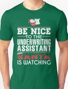 Underwriting Assistant T-Shirt