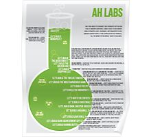 AH Labs Poster