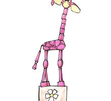 Giraffe2 by russellnewton