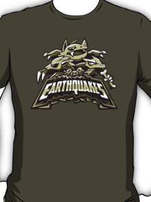 Ground Team - Earthquakes T-Shirt