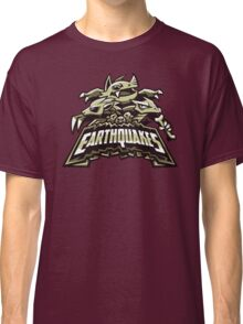 Ground Team - Earthquakes Classic T-Shirt