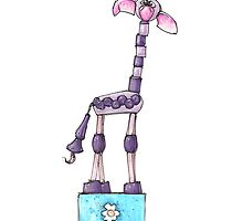 Giraffe3 by russellnewton