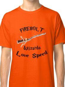 Harry Potter - Firebolt Classic T-Shirt