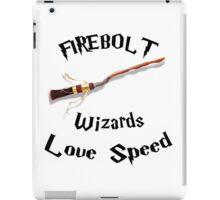 Harry Potter - Firebolt iPad Case/Skin