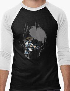 Raiden's Lost Ark Men's Baseball ¾ T-Shirt