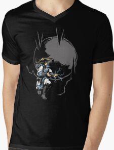Raiden's Lost Ark Mens V-Neck T-Shirt