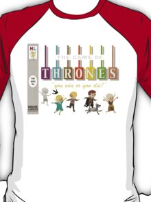 The Game of Thrones Family Board Game T-Shirt