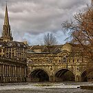 pulteney bridge bath by murch22