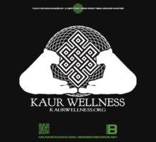 KAUR WELLNESS KAURWELLNESS.ORG OFFICIAL MERCH 11 QR by David Avatara