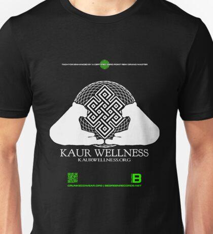 KAUR WELLNESS KAURWELLNESS.ORG OFFICIAL MERCH 11 QR Unisex T-Shirt