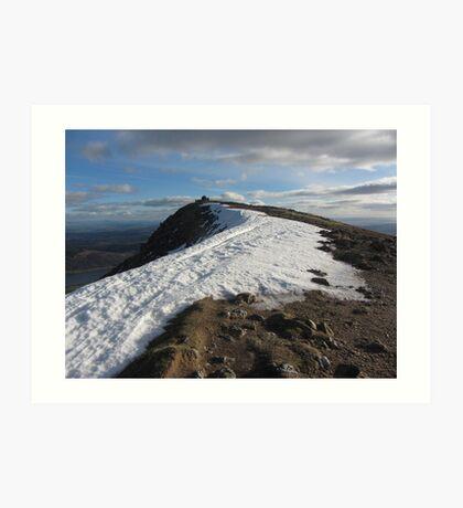 Coniston Old Man Art Print