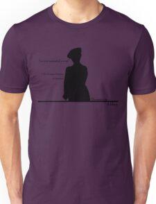 Lie is so unmusical a word Unisex T-Shirt