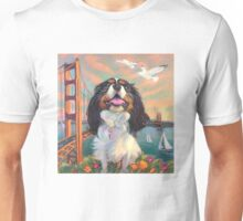 Cisco King Charles Cavalier Unisex T-Shirt