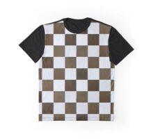 Checker Passed Graphic T-Shirt