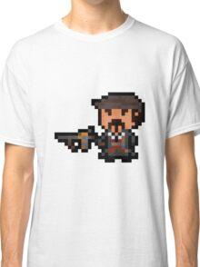 Pixel Mafia Graves Classic T-Shirt