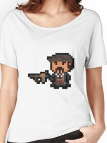 Pixel Mafia Graves Women's Relaxed Fit T-Shirt