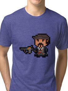 Pixel Mafia Graves Tri-blend T-Shirt