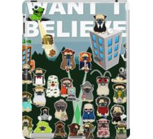PUG FILES iPad Case/Skin