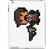 Pixel Mafia Graves iPad Case/Skin