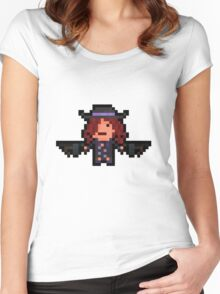 Pixel Mafia Miss Fortune Women's Fitted Scoop T-Shirt