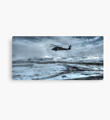 The Medics Canvas Print