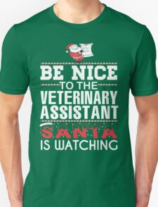 Veterinary Assistant T-Shirt