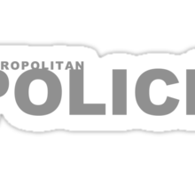 Metropolitan Police  Sticker